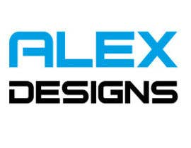 #64 for Design a Logo for Alex Designs by pradeepanvi01