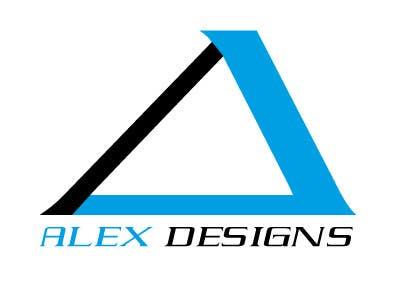 Penyertaan Peraduan #68 untuk Design a Logo for Alex Designs