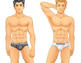 #8 for Design/Create an Avatar representing an underwear ad af pisicasfioasa