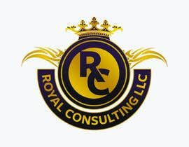 #62 cho Logo Design for Royal Consulting LLC bởi NoLogo