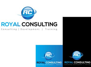 #56 cho Logo Design for Royal Consulting LLC bởi creativeartist06