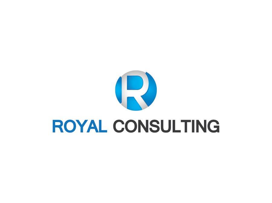 Inscrição nº 1 do Concurso para Logo Design for Royal Consulting LLC