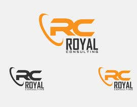 nº 73 pour Logo Design for Royal Consulting LLC par Cbox9