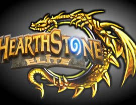 nº 9 pour Design a Logo for HearthstoneElite.com par goldaur