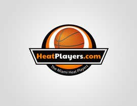 #16 para Design a Logo for HeatPlayers.com por Rajmonty