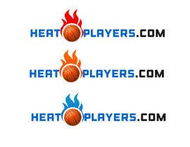 #31 para Design a Logo for HeatPlayers.com por LogoFreelancers