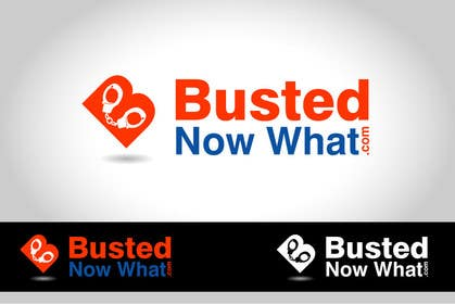 #7 for Design a Logo for BustedNowWhat.com by creativdiz