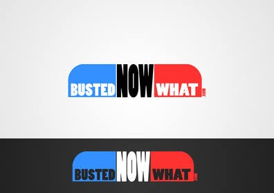 #3 for Design a Logo for BustedNowWhat.com by LuizFellipe230