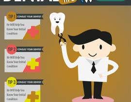 Nro 4 kilpailuun Dental clinic facebook posts käyttäjältä Artkingz