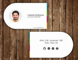 #12 for Design some Business Cards by huynhnhatran