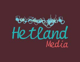nº 45 pour Design a logo for Hetland Media par Arts360