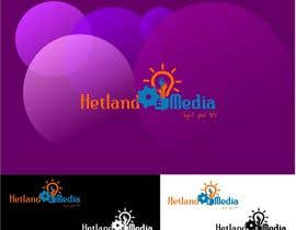 #4 para Design a logo for Hetland Media por advway