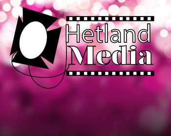 #50 for Design a logo for Hetland Media by dadobtf