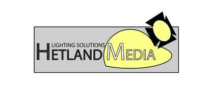 #53 for Design a logo for Hetland Media by dadobtf