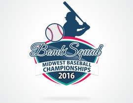 #26 for Logo for Baseball Tournament by Najam1981