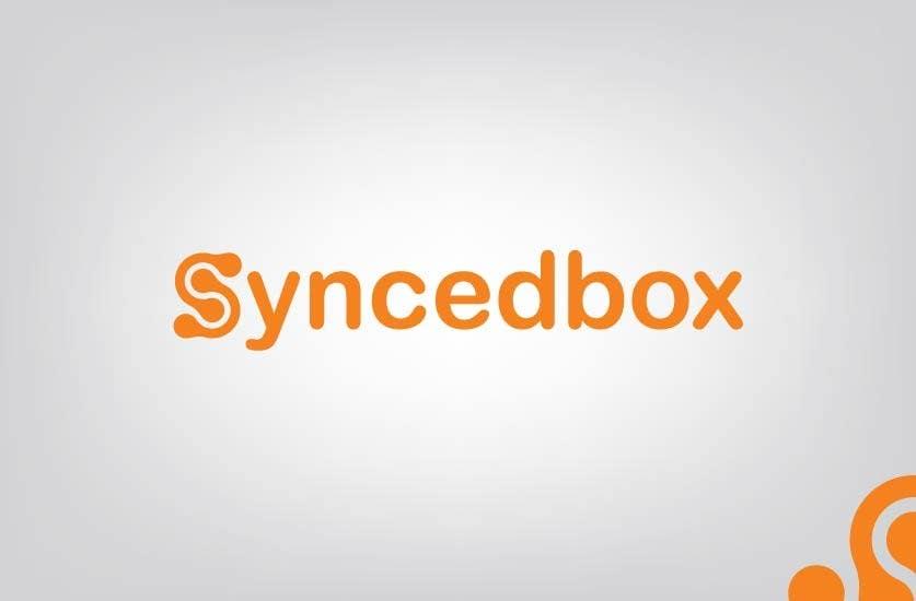 Penyertaan Peraduan #22 untuk Design a Logo for syncedbox.com