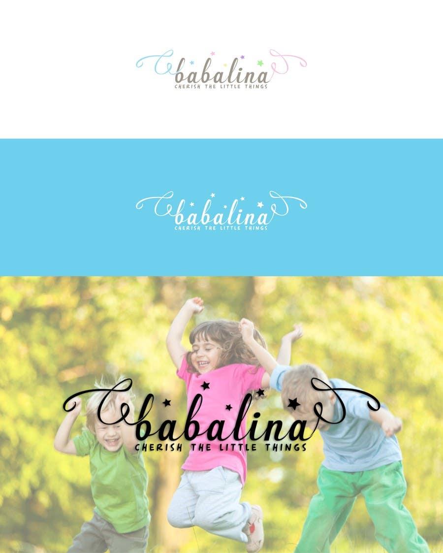 Penyertaan Peraduan #                                        141                                      untuk                                         Young Fun baby brand needs a logo design