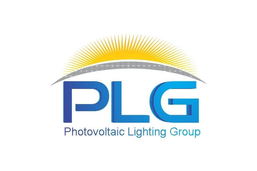 Kilpailutyö #304 kilpailussa Logo Design for Photovoltaic Lighting Group or PLG