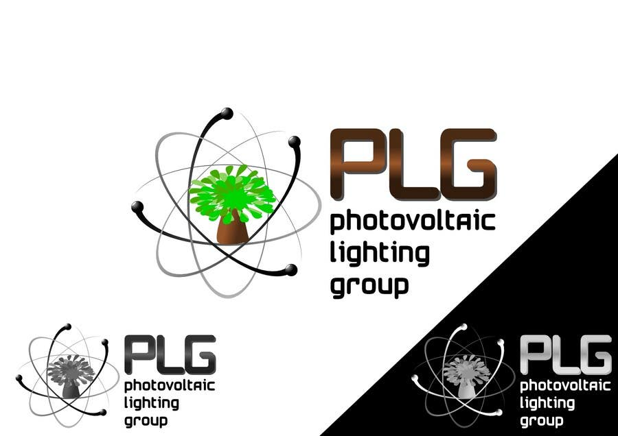 Contest Entry #                                        328                                      for                                         Logo Design for Photovoltaic Lighting Group or PLG