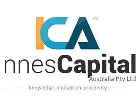 #23 untuk Design a Logo for Innes Capital Australia Pty Ltd oleh geniedesignssl