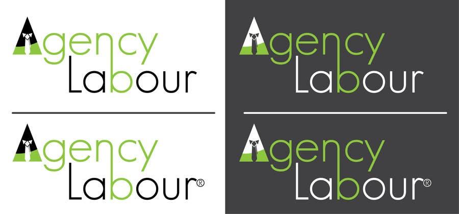 Inscrição nº 80 do Concurso para Design a Logo for Agency Labour