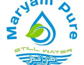 nº 49 pour Design a Logo for Maryam Still Water par awaisbhatti