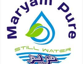 nº 66 pour Design a Logo for Maryam Still Water par awaisbhatti