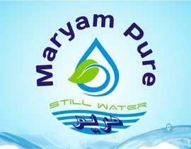 #75 for Design a Logo for Maryam Still Water af awaisbhatti