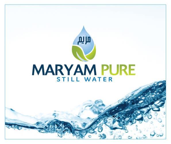 Penyertaan Peraduan #78 untuk Design a Logo for Maryam Still Water