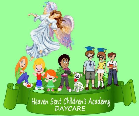 #61 for Heaven Sent Children's Academy by ryreya
