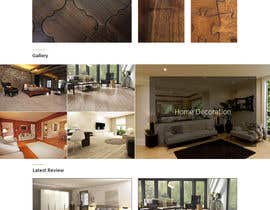 SamiraSarwar tarafından Design an App Mockup along with website. için no 19