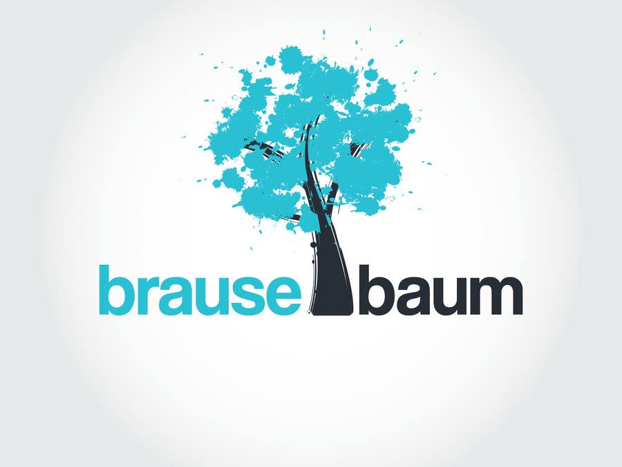 Penyertaan Peraduan #38 untuk Design eines Logos for Brausebaum.de