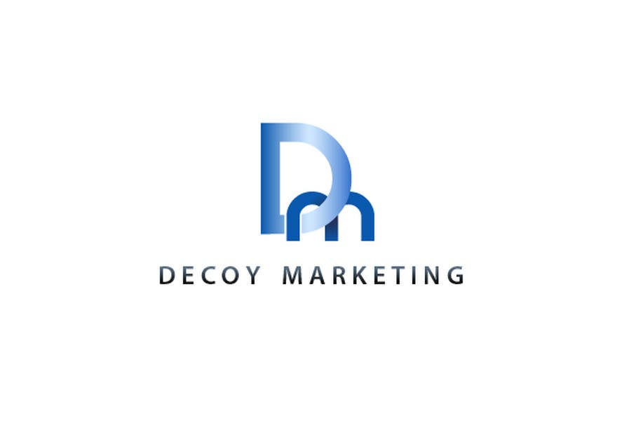 Proposta in Concorso #179 per Logo Design for Decoy Marketing