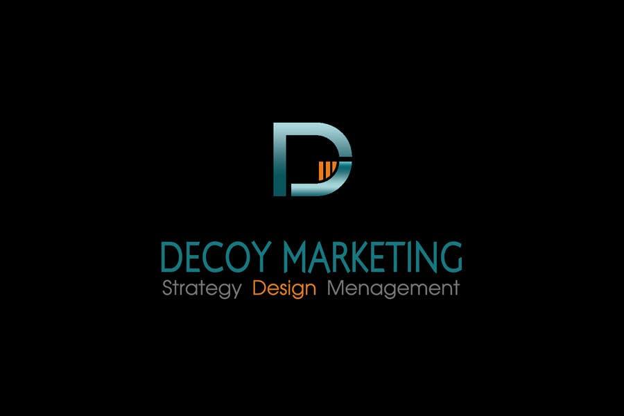 Proposta in Concorso #119 per Logo Design for Decoy Marketing