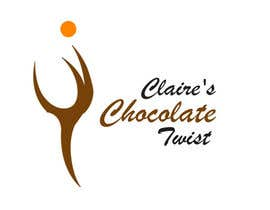 "#34 untuk Design a Logo for ""Claire's Chocolate Twist"" oleh leadvisit"