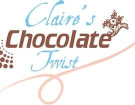 "nº 5 pour Design a Logo for ""Claire's Chocolate Twist"" par amitadeshpande"