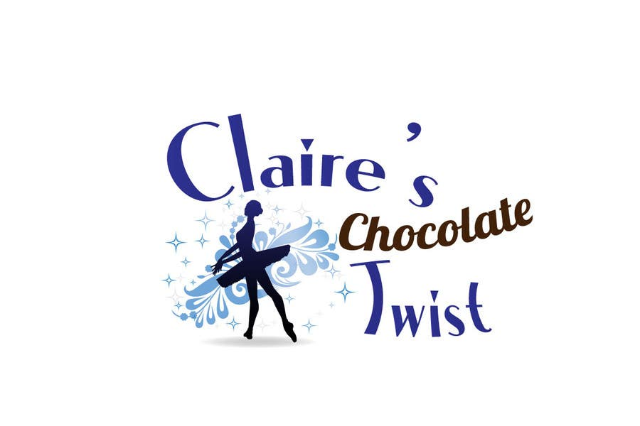 """#19 for Design a Logo for """"Claire's Chocolate Twist"""" by manuel0827"""