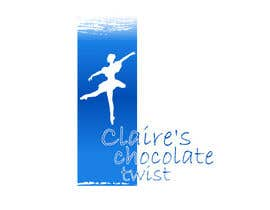"nº 41 pour Design a Logo for ""Claire's Chocolate Twist"" par Chr1st1"