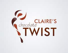 "nº 49 pour Design a Logo for ""Claire's Chocolate Twist"" par boomer85"