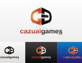 #61 for Logo Design for CazualGames by novita007