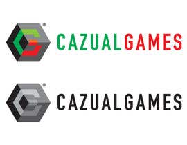#70 for Logo Design for CazualGames by AndyGFX71