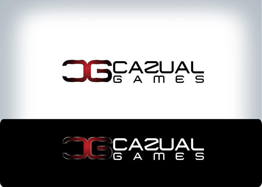 Bài tham dự cuộc thi #                                        15                                      cho                                         Logo Design for CazualGames