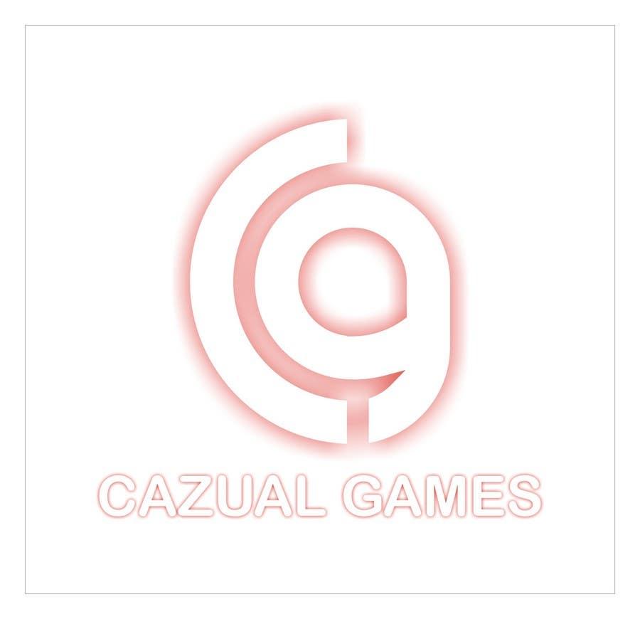 Kilpailutyö #53 kilpailussa Logo Design for CazualGames
