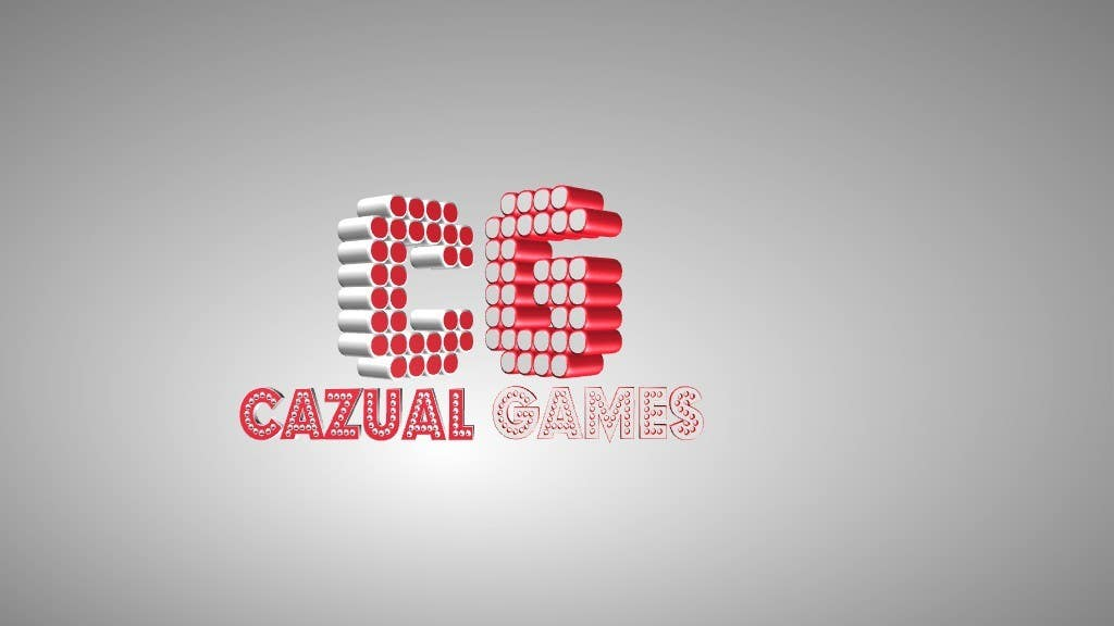 Kilpailutyö #94 kilpailussa Logo Design for CazualGames