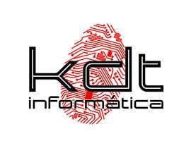 #23 cho Projetar um Logo for KDT informatica bởi Experience79
