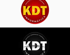 #55 for Projetar um Logo for KDT informatica by rennpd