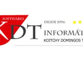 #63 for Projetar um Logo for KDT informatica by Seoallan