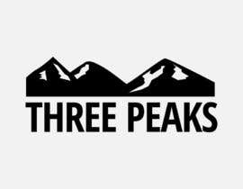 #405 for Three Peaks Logo Design by KonstantinaD