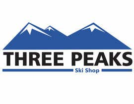 #251 for Three Peaks Logo Design by quangarena