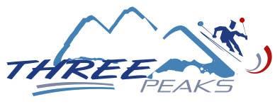 Kilpailutyö #312 kilpailussa Three Peaks Logo Design